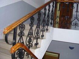 Лестницы и элементы лестниц - Кованые и сварные лестницы (перила) в…, 0