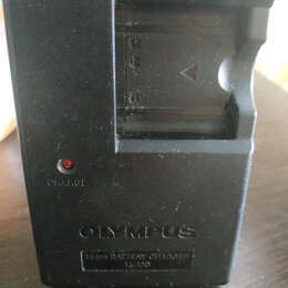 Зарядные устройства и адаптеры - Продам зарядное устройство  OLYMPUS, 0