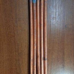 Электроды, проволока, прутки - Электроды графитовые 10мм набор из 5шт, 0