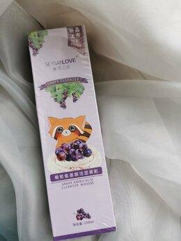 Очищение и снятие макияжа - Очищающая пенка для умывания SersanLove Grape…, 0