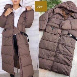 Пуховики - Куртка зимняя женская, 0