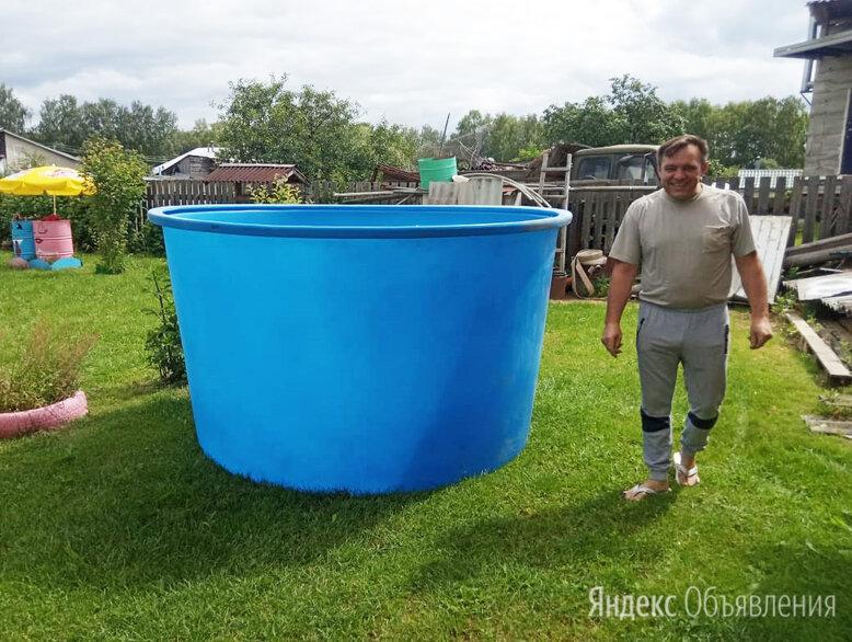 Бассейн для дачи по цене 38600₽ - Бассейны, фото 0