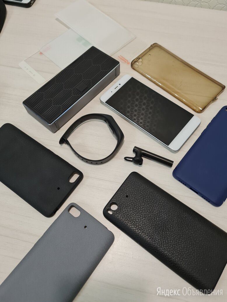 Мобильный набор Xiaomi Mi5S по цене 700₽ - Умные часы и браслеты, фото 0