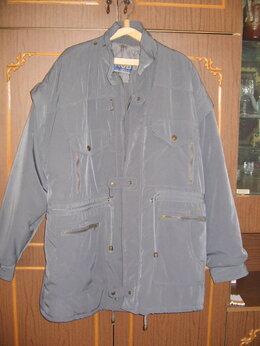 Куртки - Куртка с капюшоном демисезон, 0