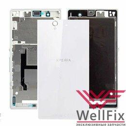 Корпусные детали - Корпус Sony Xperia Z (C6603) белый , 0