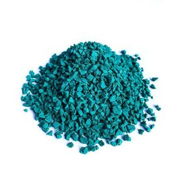 Садовые дорожки и покрытия - Голубая EPDM крошка, 0