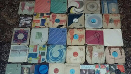 Виниловые пластинки - Музыкальные пластинки периода СССР 32 штуки, 0