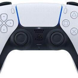 Аксессуары - Геймпад Sony PlayStation 5 DualSense белый, 0