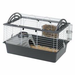 Клетки и домики  - Клетка CASITA 80 для кроликов и морских свинок, 0