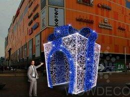 Новогодний декор и аксессуары - Световая арка Подарок Grand Gift (цвет на выбор), 0