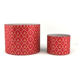 Выпечка и запекание - Бумажные формы для куличей PEG R все размеры от…, 0
