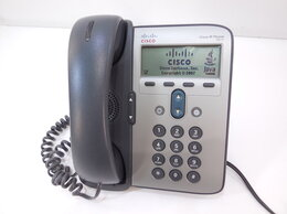 VoIP-оборудование - IP-телефон Cisco IP Phone 7911G, SIP, SCCP, 0