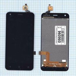 Дисплеи и тачскрины - Модуль - для Fly FS454 Nimbus 8 черный,…, 0