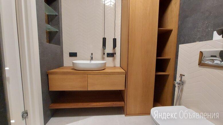 Тумба подвесная в ванную   по цене 30000₽ - Тумбы, фото 0