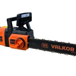 Электро- и бензопилы цепные - Электропила цепная VALKOR ECS-2000, 0