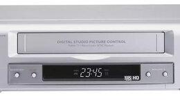 Видеомагнитофоны - Видеомагнитофон Philips VR-330, 0