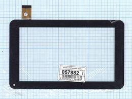 Дисплеи и тачскрины - Сенсорное стекло (тачскрин) FM700405KA черное, 0