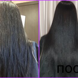 Спорт, красота и здоровье - Нанопластика , Ботокс для волос , 0