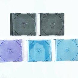 Сумки и боксы для дисков - Коробка для диска (5 штук), 0