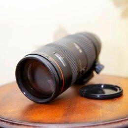 Объективы - Объектив Canon EF 80-200 mm f 2.8 L, 0
