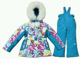 Комплекты верхней одежды - Зимний костюм на девочку, 0