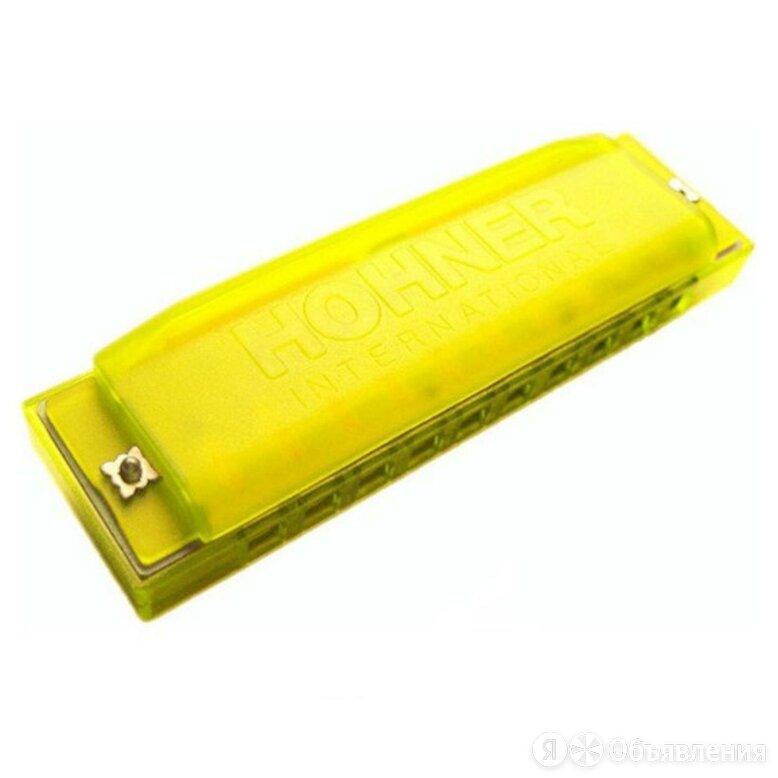 HOHNER Happy Yellow 515/20/0 C (M5151) по цене 630₽ - Губные гармошки, фото 0