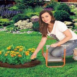 Скамейки - Скамейка-перевёртыш складная дачная Ника скамейка садовая трансформер, 0