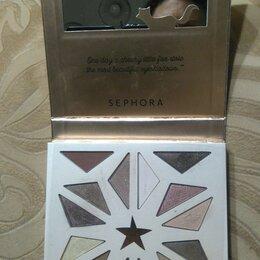Для глаз - Лимитированная палетка теней Sephora Seeing stars 16 оттенков, 0
