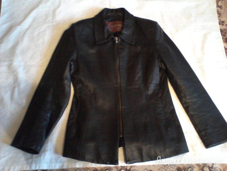 Куртка кожаная,  молодежная. по цене 1000₽ - Куртки, фото 0