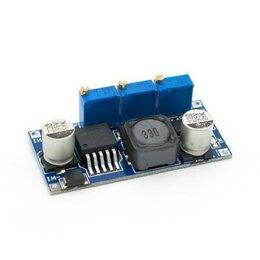 Электроустановочные изделия - Светодиодный драйвер 4А LM2596-CC/CV, 0