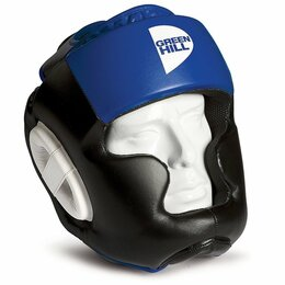 Спортивная защита - Шлем Green HillL Poise HGP-9015-M-BL р.M…, 0