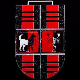 Товары для гадания и предсказания - Астрологический личный герб «iL♥Ve™». Открыточный настенный органайзер, 0