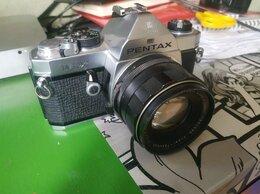 Пленочные фотоаппараты - Пеночный фотоаппарат Pentax MX, 0