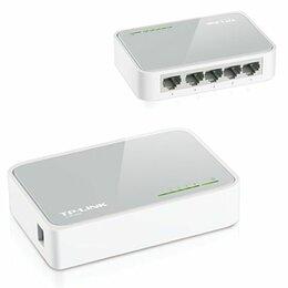 Аксессуары для сетевого оборудования - Коммутатор TP-LINK TL-SF1005D, 0