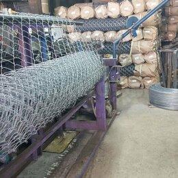 Заборчики, сетки и бордюрные ленты - Продается сетка рабица оцинкованная Заволжск, 0
