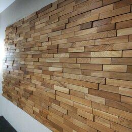 Декоративные фонтаны и панели - Деревянные стеновые панели, 0