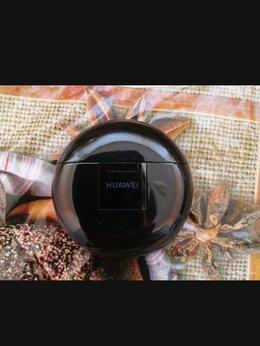 Наушники и Bluetooth-гарнитуры - Наушники True Wireless Huawei Freebuds 3 Carbon…, 0