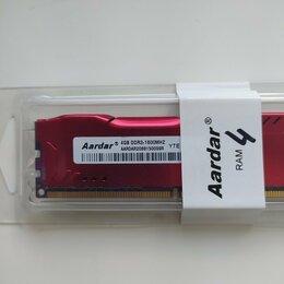 Модули памяти - 4Gb DDR-3 1600MHz, 0