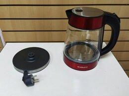 Электрочайники и термопоты - Чайник электрический Scarlett SC-EK27G79, 0