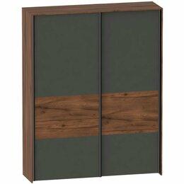 Шкафы, стенки, гарнитуры - Шкаф с раздвижными дверями (2 дв) Глазго, 0