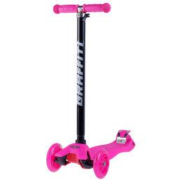 Самокаты - Самокат детский GRAFFITI Swift  розовый, 0