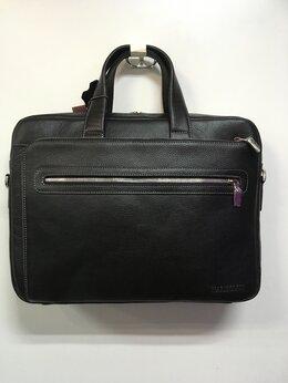 Сумки - Кожаная мужская сумка, 0