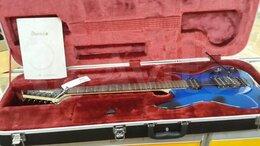 Электрогитары и бас-гитары - Новая электро-гитара IBANEZ JS-1000 BTB, 0
