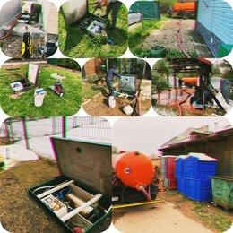 Спецтехника и спецоборудование - Откачка канализации, выгребных ям, 0