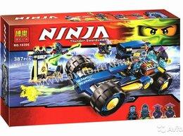 Конструкторы - Lego Ninjago (аналог) - Bela 10396, 0