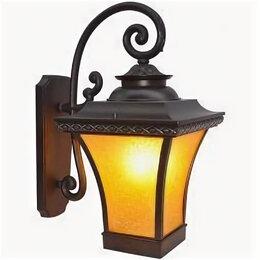 Уличное освещение - Libra D венге уличный настенный светильник GLXT-1408D Elektrostandard, 0