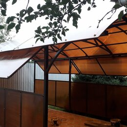 Дизайн, изготовление и реставрация товаров - Навесы, лестницы, ворота, заборы. Саратов и обл., 0