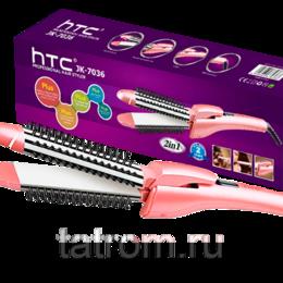 Прочие комплектующие - Выпрямитель Htc Jk-7036, 35 вт, 220 °с, керамика, розовый, 0