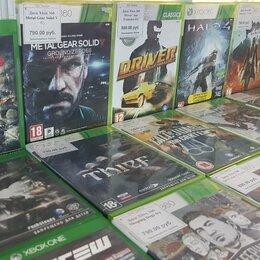 Игры для приставок и ПК - Игры Xbox 360/One, 0