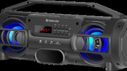 Компьютерная акустика - ПОРТАТИВНАЯ КОЛОНКА DEFENDER G104 12ВТ BT,…, 0